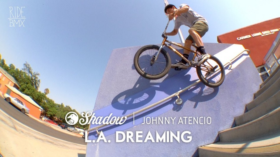 Johnny Atencio - L.A. Dreaming - The Shadow Conspiracy