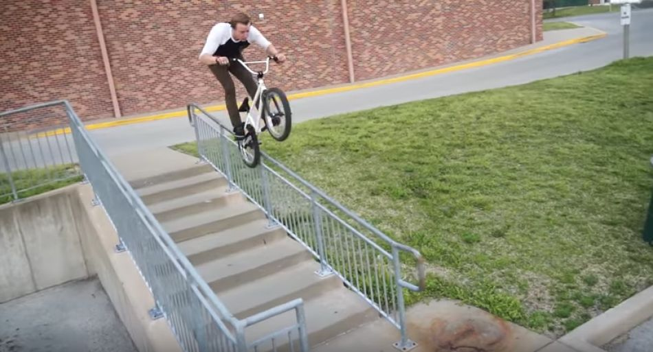 """...To the Ends of the Earth"": John Andrus BMX"