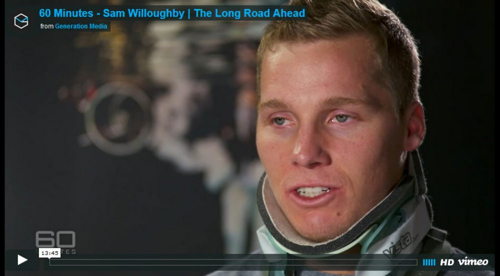 60 Minutes - Sam Willoughby | The Long Road Ahead from Generation Media