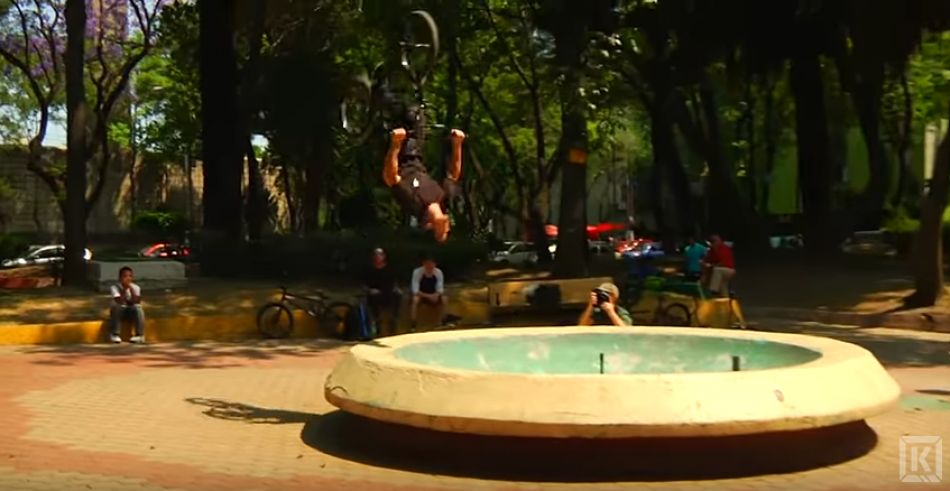 Tony Hamlin Rides Mexico City! - Ep. 2 Kink BMX Saturday Selects