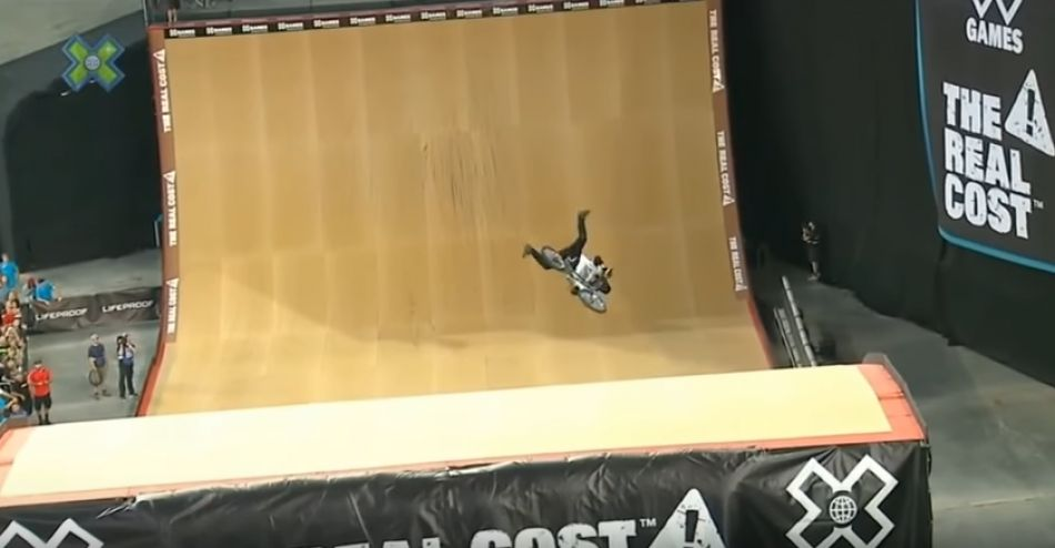 BMX Big Air Final X Games Minneapolis 2017
