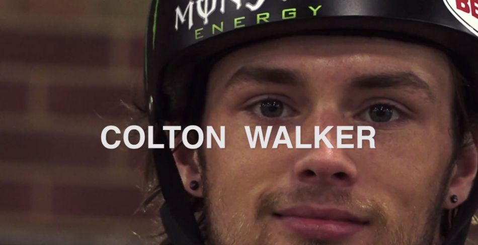 Colton Walker Destroys The Kitchen - Bell Helmets