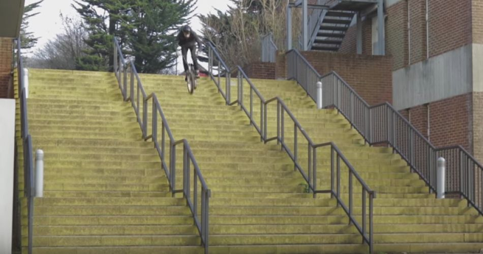 BMX SESSION - Martin Grainger in Brighton by RideUK