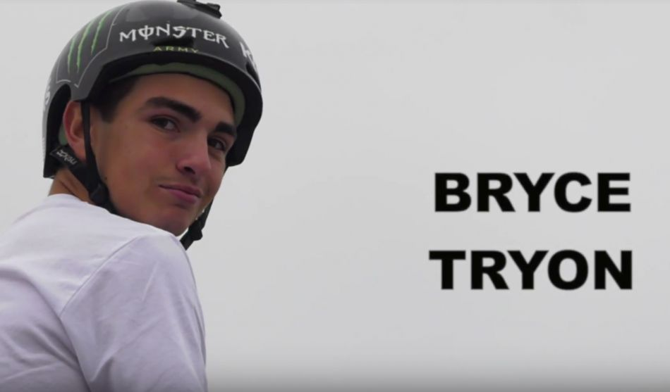 BRYCE TRYON 2018 BMX EDIT by Monster Army