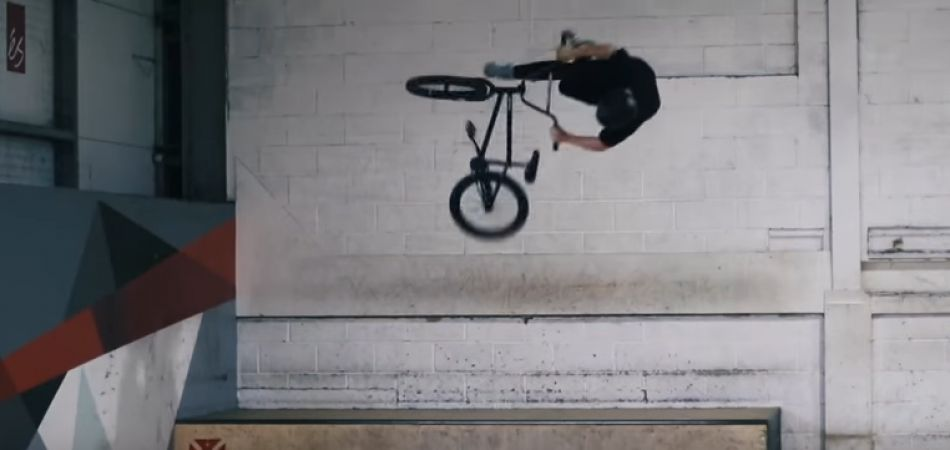 DEMOLITION BMX: Jack Mould's Welcome Video