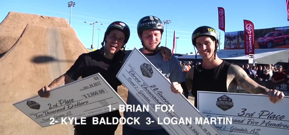 BMX Triple Challenge Stop 2 Highlights