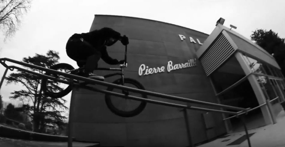 Nico Cambon Welcome edit by Mutant Bikes
