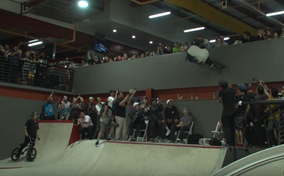 Woodward Mexico - with Garrett Reynolds, Kevin Perazza, Chase Hawk, Van Homan and Kriss Kyle