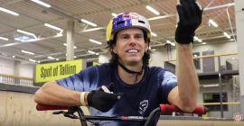 SPOT OF TALLIN! BIKES + TRAMPOLINES! by Daniel Dhers