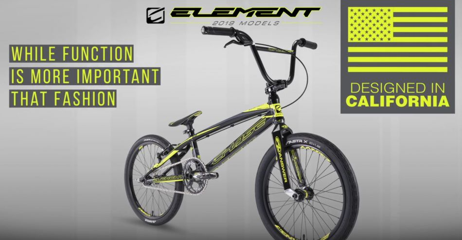 CHASE ELEMENT 2019 Complete Bikes Intro. by BMXRacingGroup