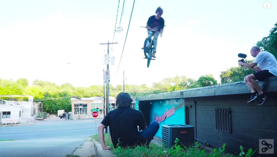 MATT NORDSTROM - PRO PART - RIDE BMX