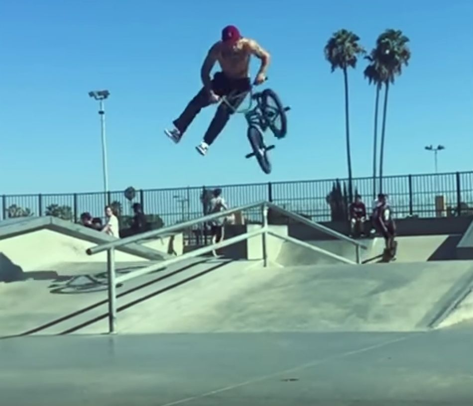 BMX Broc Raiford 2016 bytiM Production
