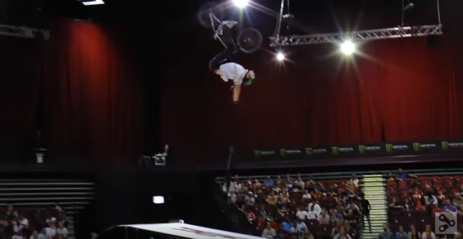 South Africa's Ultimate X - Qualifying/Finals & Best Trick by RIDE