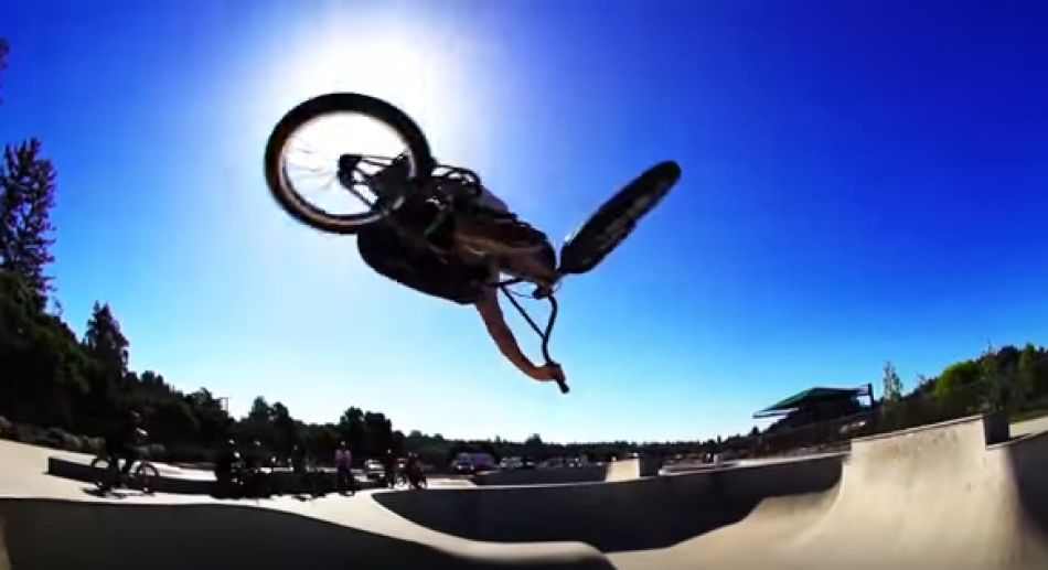 DIG LOCALS: The Santa Cruz BMX scene