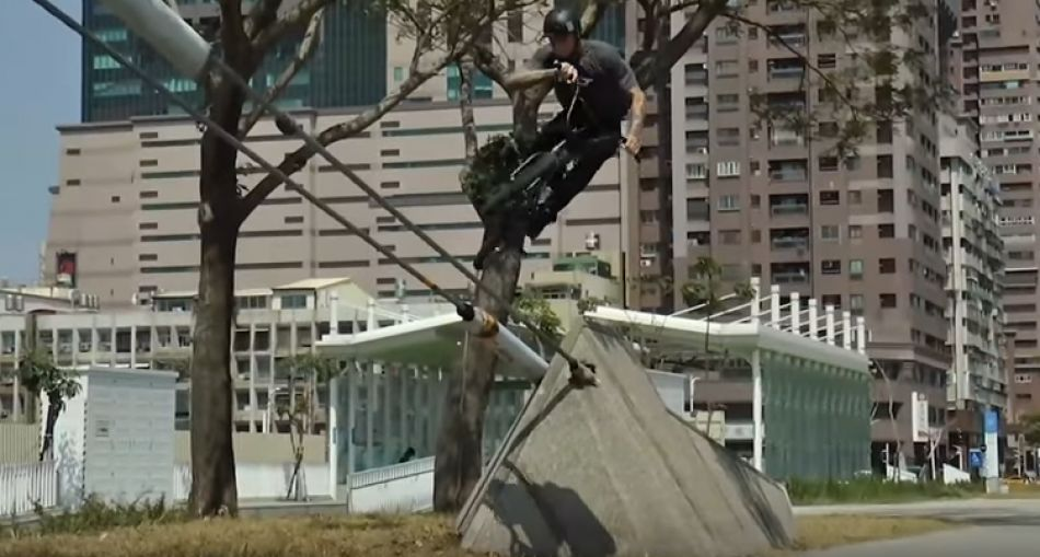 ROB WISE - GT BMX - SERIOUSLY FUN