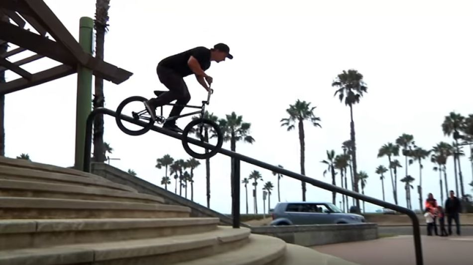 Nathan Hines - 5 days in Cali - Colony BMX