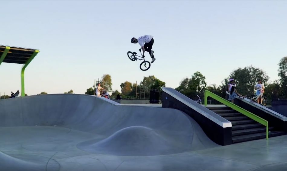 Alex Hiam - Raw Cut - Colony BMX