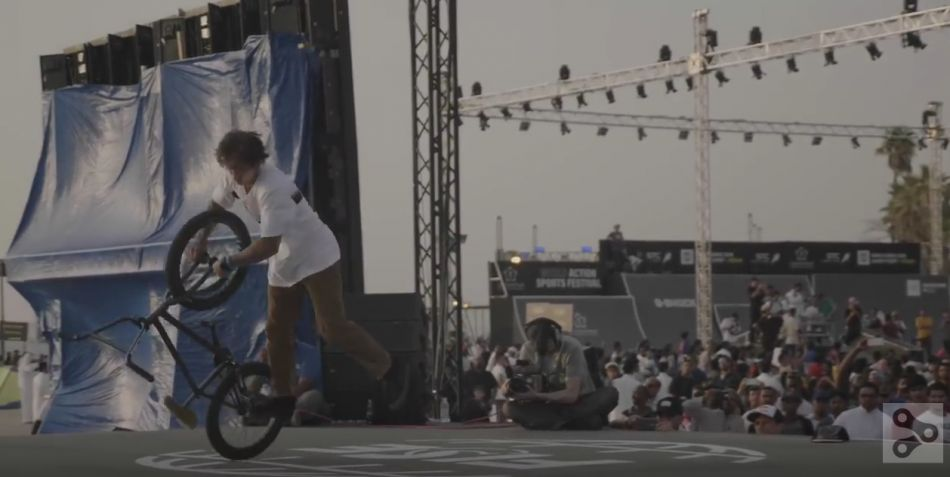 Flat Qualifying Highlights - FISE in Saudi Arabia 2018 by Ride BMX