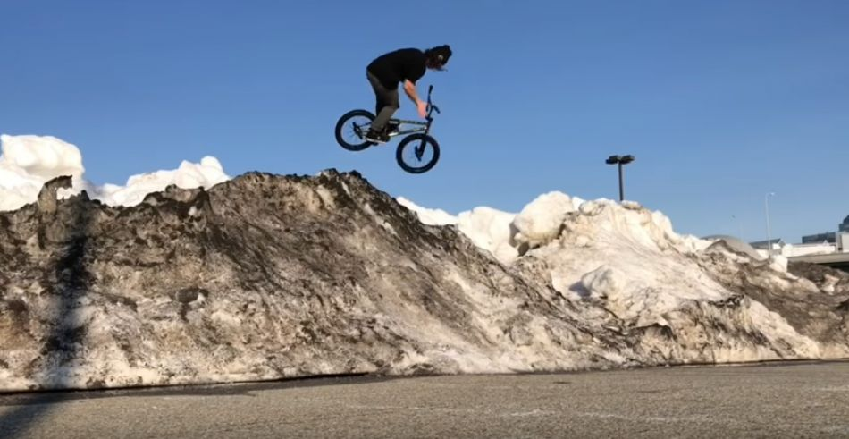 MOST EXTREME BMX INSTAGRAM EDIT by Tony Hamlin