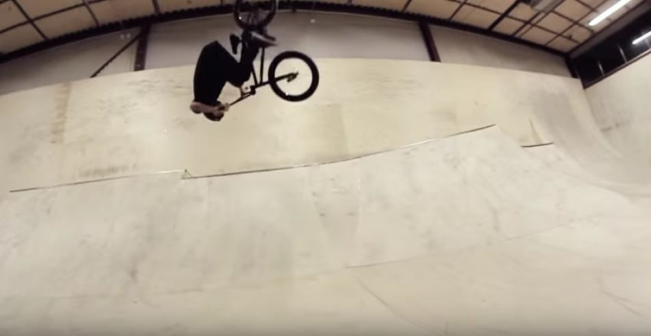 WETHEPEOPLE BMX: Welcome Adrian Malmberg