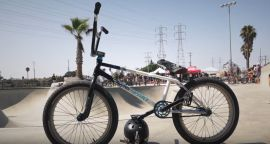 Jason Watts' Haro Lineage Sport Bike Check