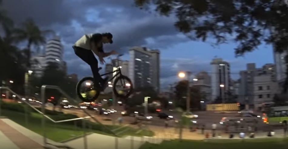 Matheus Moraes VS Strong Bike Shop by PJK BMX