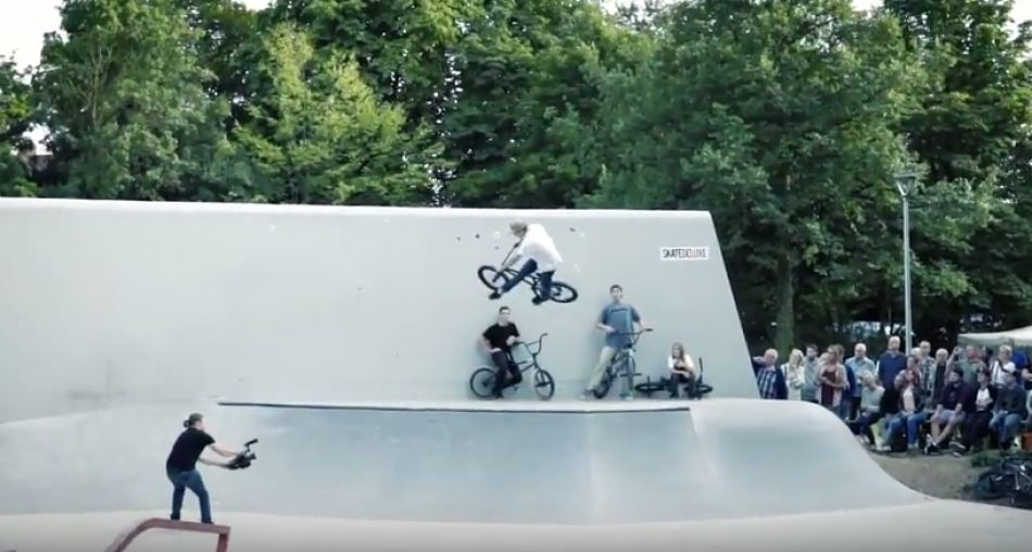 Skate Open Göppingen 2017 - BMX Contest by Kunstform BMX Shop & Mailorder