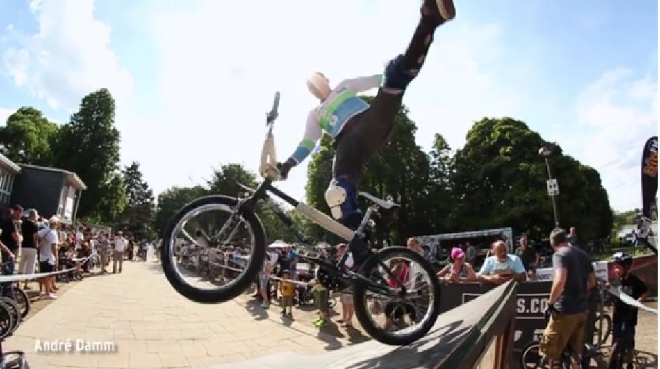 BMX Cologne 2017 by FreedomBMX