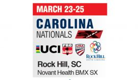 Live Feed: 2018 USA BMX Carolina National Pre Race Main Events