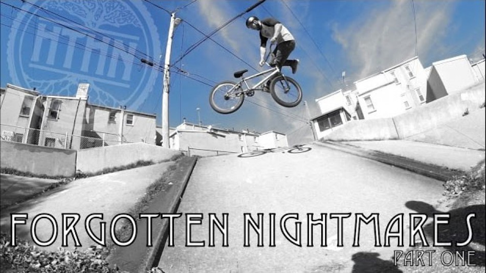 HEATHEN BMX - FORGOTTEN NIGHTMARES PT. ONE by Heathen Brand