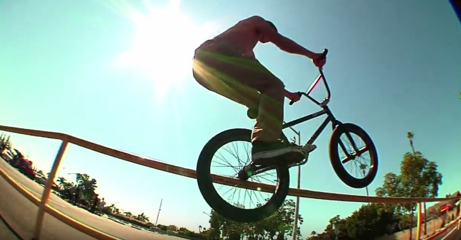 JACOB CABLE - MONSTER MASH BMX STREET DVD by COMMON CREW