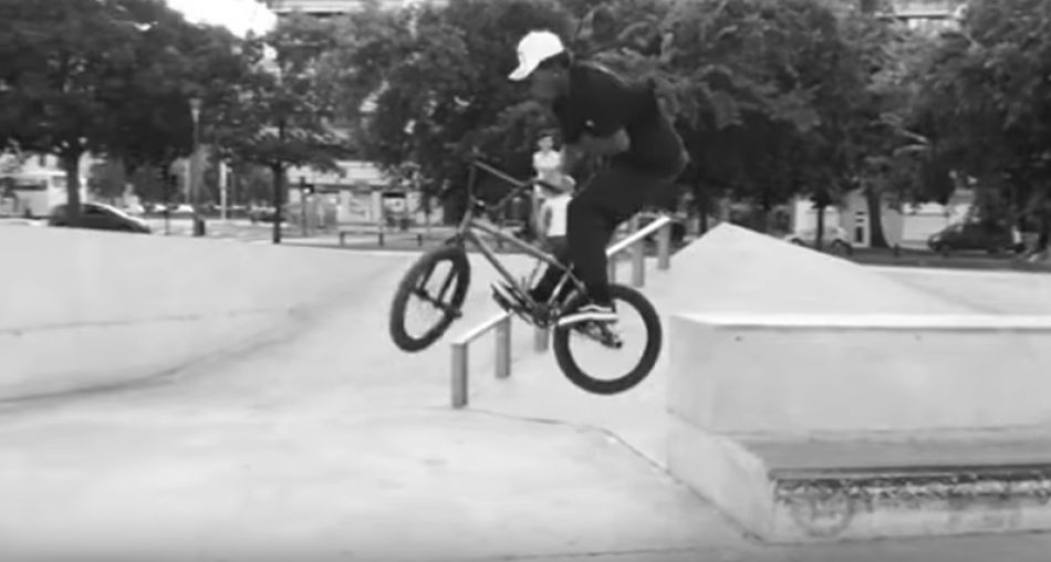 BMX Courage Adams 2017 bytiM Production
