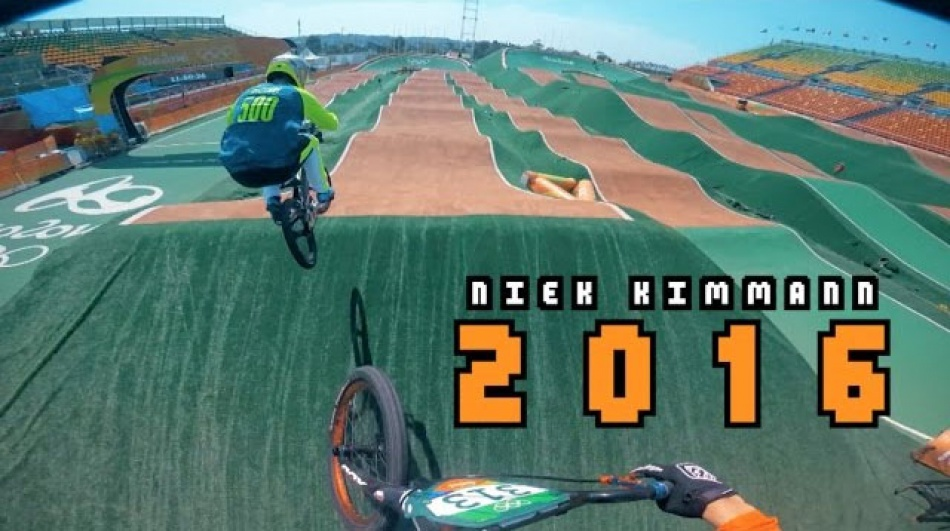 Year end video of Niek Kimmann 2016. By Niek Kimmann / BMX-videos