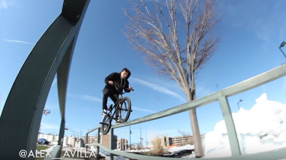 BMX Street Riding in Trenton, New Jersey by 5050 Skatepark
