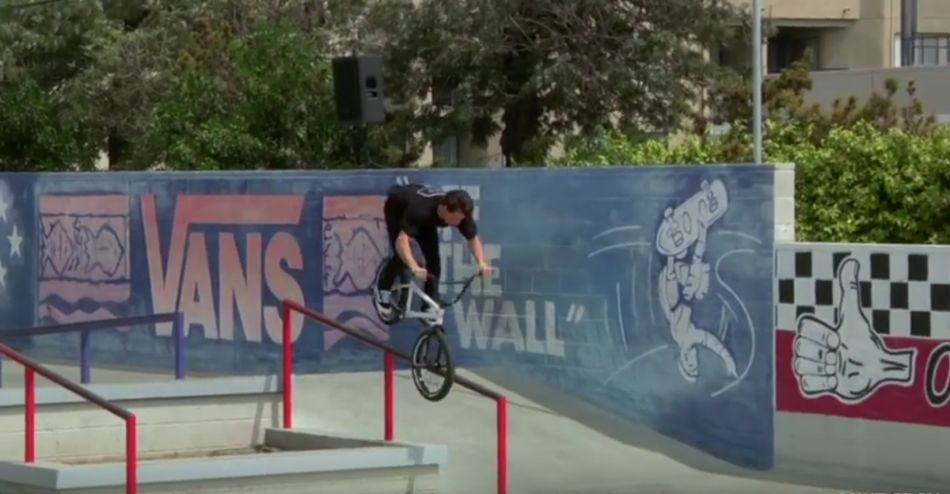 2018 VANS BMX Street Invitational - AM Highlights by Vital BMX