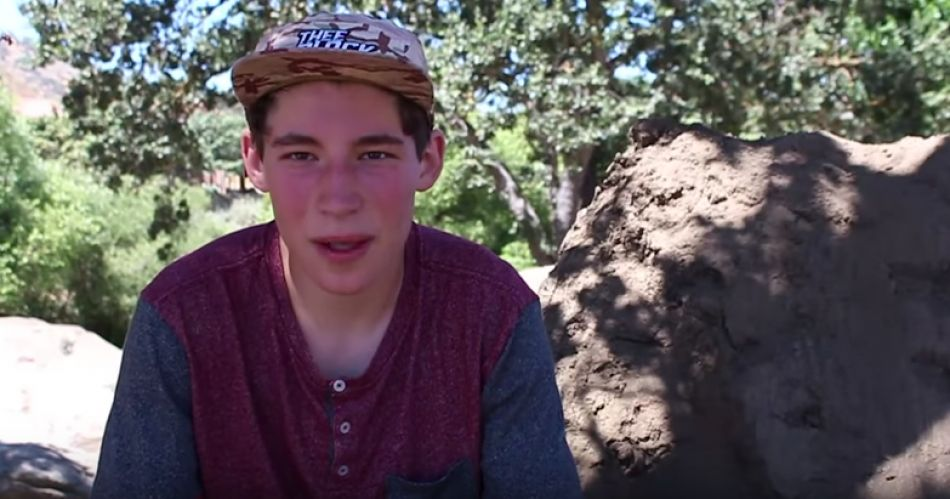 Off The Clock - Tyler Espinoza by Woodward Camp