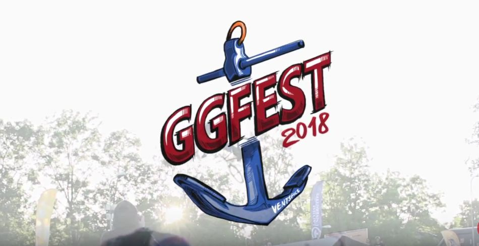 GGFEST 2018 / WILD BMX EVENT BY THE BALTIC SEA by Ghetto TV