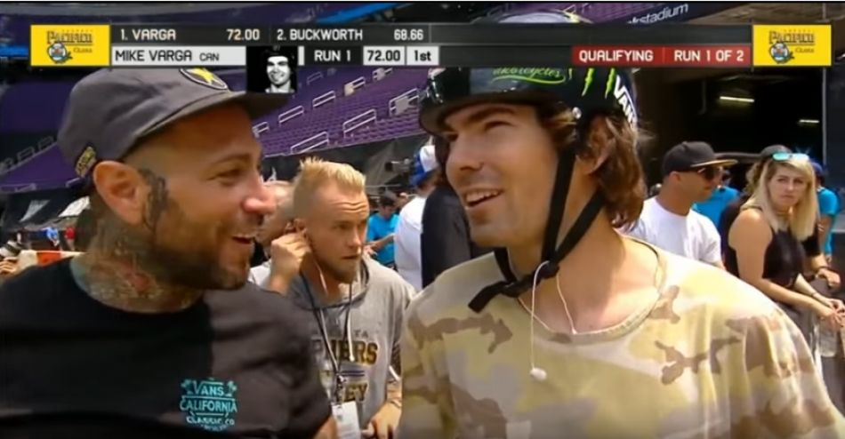 One hour of BMX Dirt Qualifying Minneapolis 2017 Xgames by Den HD