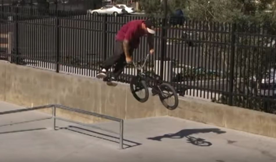 Volume BMX: Broc Raiford's Skatepark Video