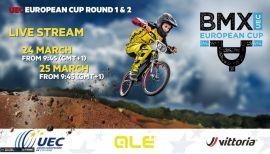 Live Feed: 2018 UEC BMX EUROPEAN CUP Rounds 1 & 2 – Verona (Italy)