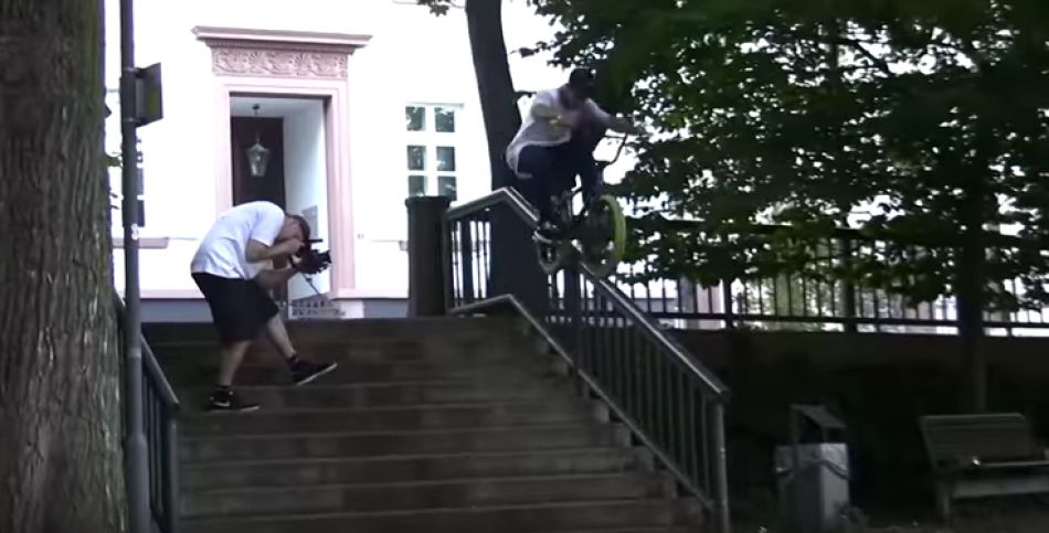 DUB 'Graft 3' - Sam Jones and Jordan Godwin by DIG