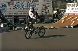 Gale Webb Action Sport Freestyle Show 1989 by 3D Editor