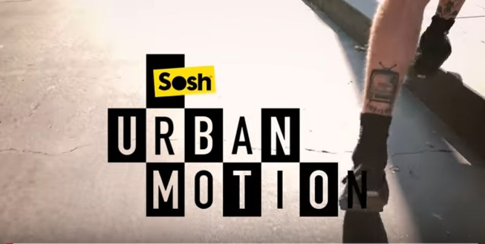 Sosh Urban Motion 2017 : Jan Mihaly X Robin Kachfi ( 2nd place ) - Sosh