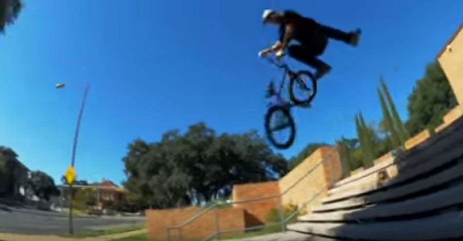 Sean Sexton SXTN Bike Check - Kink BMX