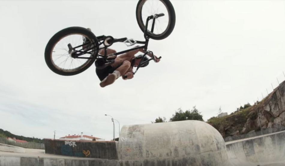 BMX - JASON WATTS – Wing It The Whole Way
