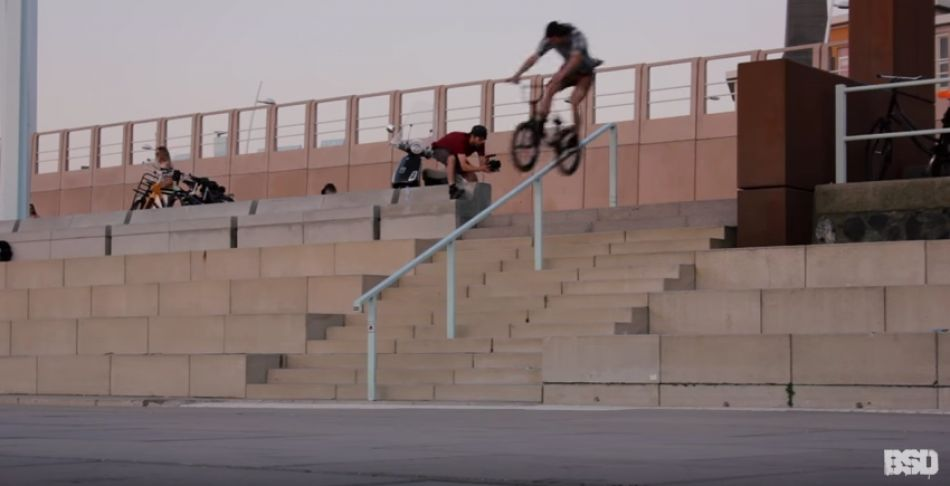 World Wide Crew Bonus - BSD Transmission DVD by BSD Forever BMX
