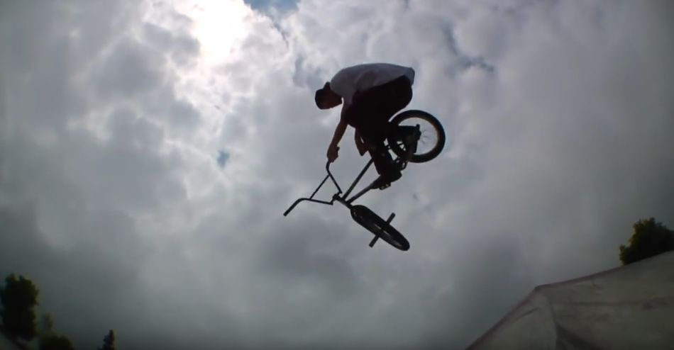 Are We In Michigan? Daily Grind BMX by Trent Lutzke