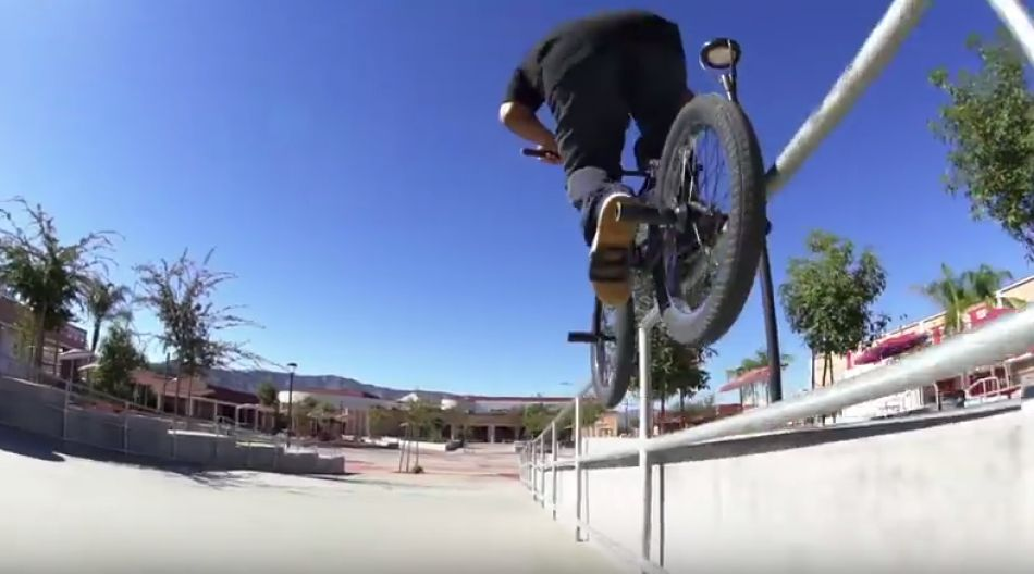 Jourdan Barba - Leftover Footage - Colony BMX