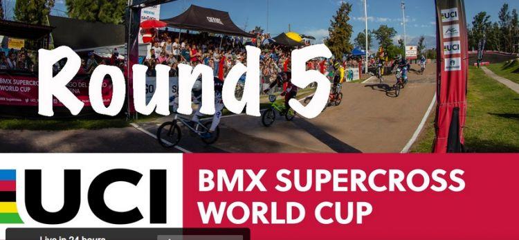 2017: UCI BMX SX World Cup SDE, Argentina LIVE - Round 5