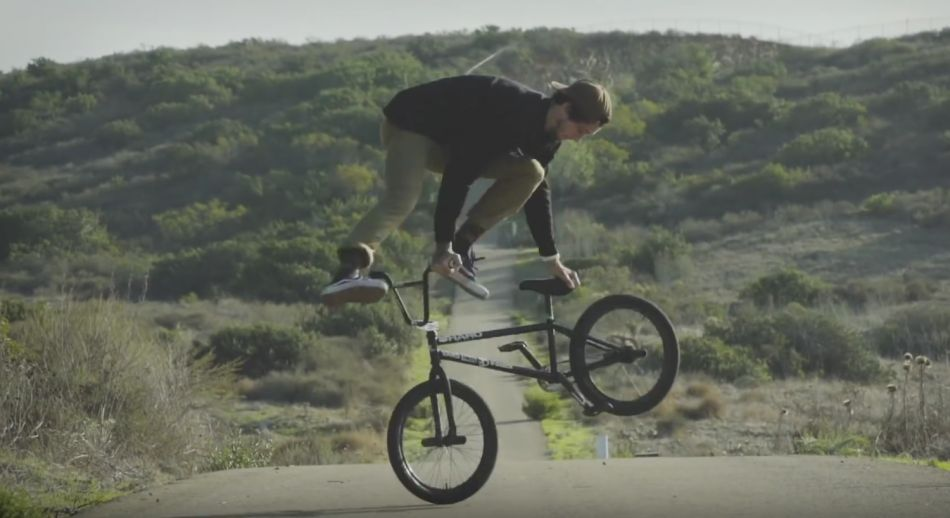 Matthias Dandois Welcome to Vans BMX Global Team